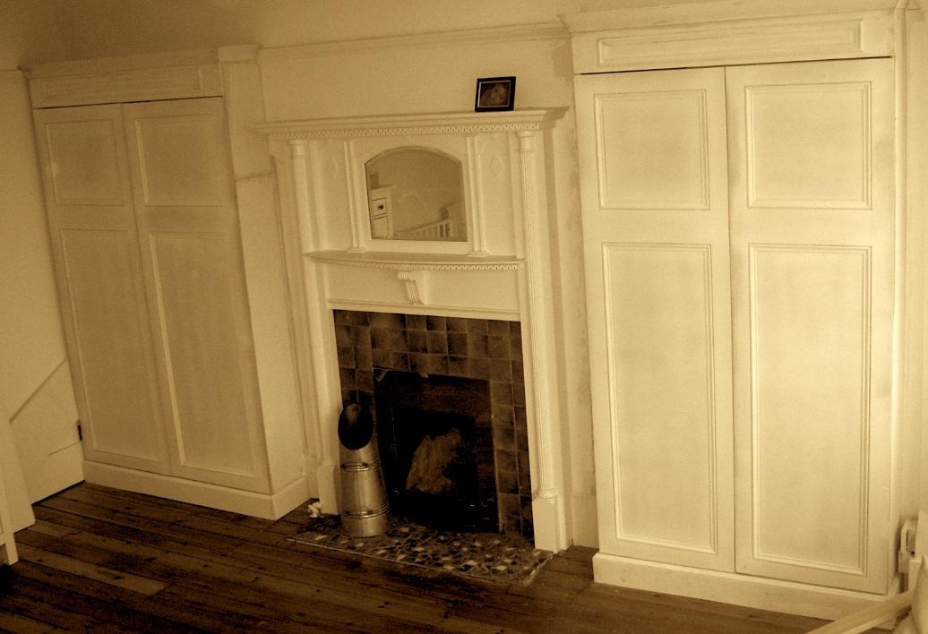 Period Alcove Wardrobes James Archer Furniture