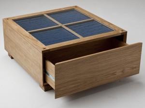 Coffee Table Storage Drawer