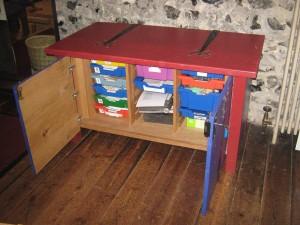 Chest Furniture Storage Drawers