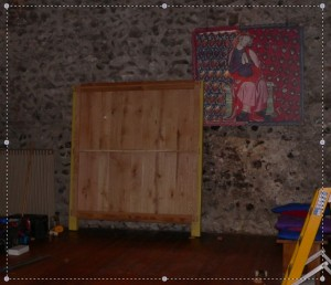 Oak Armoire Reproduction Furniture
