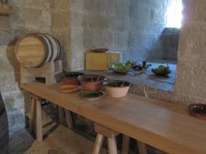 Portland Castle Oak Reproduction Furniture
