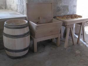Portland Castle Reproduction Furniture Oak