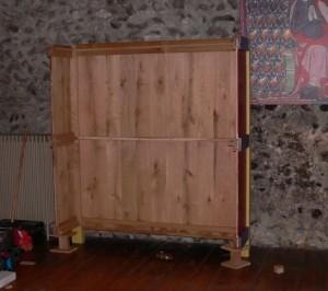 Reproduction Furniture Oak Cupboard Armoire