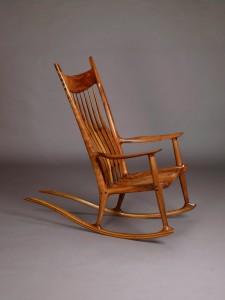 Rocking Chair Mallof design modern style