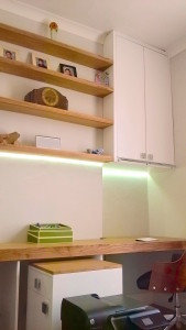 Home Office Lights LED Buit In Storage