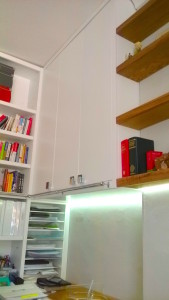 Study Lights LED Home Office Storage Painted