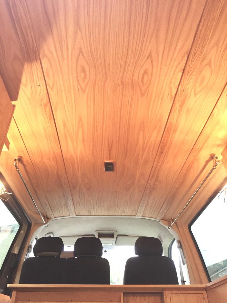 VW Campervan Conversion - James Archer Furniture